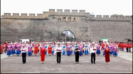 """张家口市老年大学庆祝新中国成立70周年""""我和我的祖国""""专场演出"""