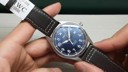 万国马克十八小王子2892机芯 万国手表 男士机械手表