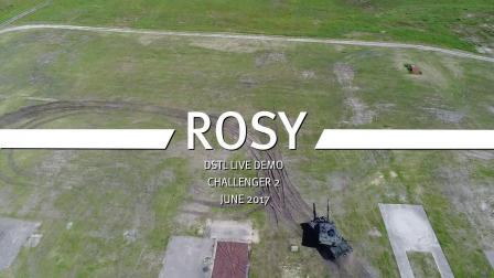 挑战者Ⅱ主战坦克于国防科学技术实验室测试莱茵金属ROSY烟幕遮蔽系统