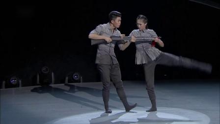 舞蹈 紧握手中枪 青年舞者 李艳超 黎星