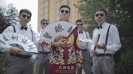 几何电影 | Zhang and Li 花园酒店婚礼快剪