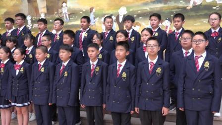2019年青岛嘉峪关学校6.3班毕业微电影