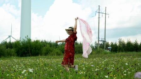 哈拉道口七六届同学畅游大草原