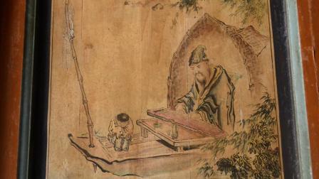 永定区下洋镇中川千年壁画(司单佰映像)