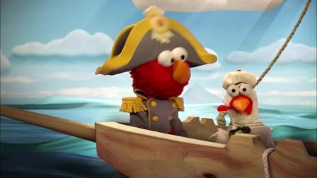 艾摩这次化身为海盗船长,能否找到粉色鲸鱼?