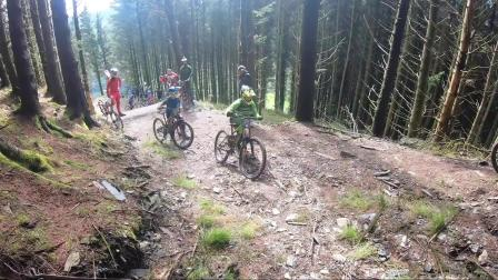World's Wildest DH Riders Get Together