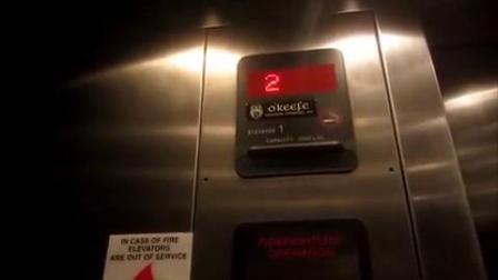 忙碌,但史诗!蒂森克虏伯液压电梯在酒店,康瑟尔布拉夫斯是