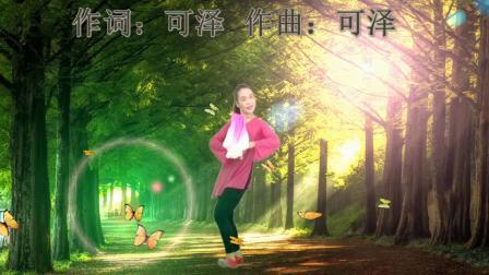 深圳布心舞蹈队-荷花-古典大扇舞《余情未了》
