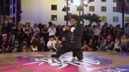 RANDI vs OPM  - Red Bull Dance Your Style USA 2019