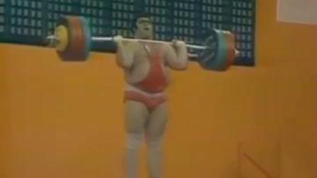 历届奥运会举重重量级冠军集锦1976-2012