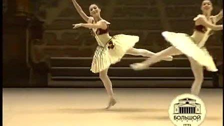 众星云集的莫斯科大剧院芭蕾舞GALA --巴赫塔、俄罗斯四季、水晶宫2008