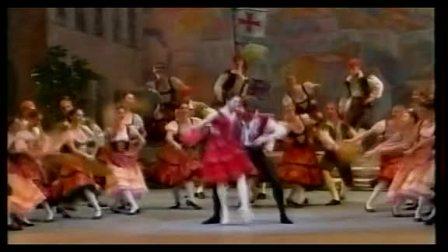 芭蕾舞 堂吉诃德(全剧) 莫斯科大剧院