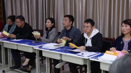 徐州市创业培训课程SYB师资培训班  花絮