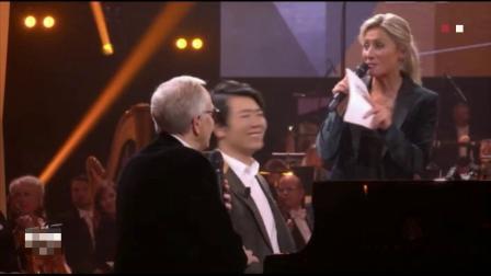 郎朗上法国电视节目 主持人连连惊呼郎朗是最大的音乐天才、奇才!!