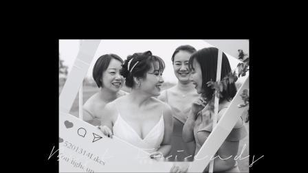经典档婚礼电影B