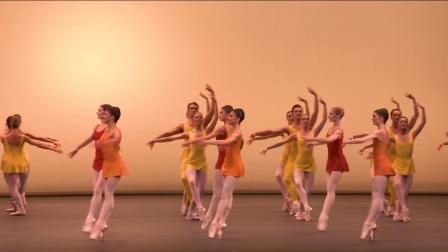 芭蕾舞《肯尼斯 麦克米兰 协奏曲 序曲和最后乐章》皇家芭蕾舞团