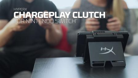 HyperX ChargePlay Clutch – Switch 充电保护盒