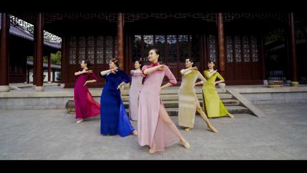 派澜 中国舞《永不消逝的电波》指导老师:陈梦莹