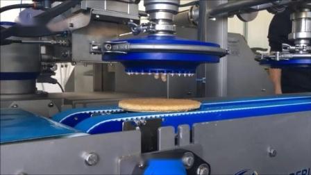 意大利Gorreri 生日蛋糕层蛋糕抹胚设备