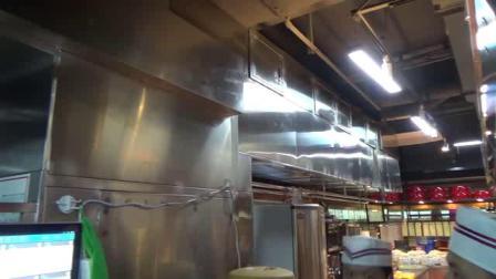 福州大碗红山海大排档(智能传菜流水线)定制传菜机视频.mp4