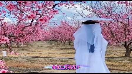 你像三月桃花开 任妙音