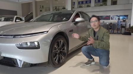 电动轿车性价比之选 静态体验小鹏P7