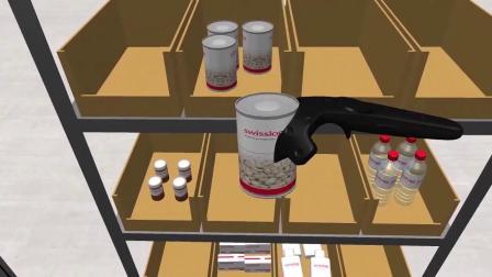 Swisslog Virtual Reality 瑞仕格虚拟现实技术助力拣选培训