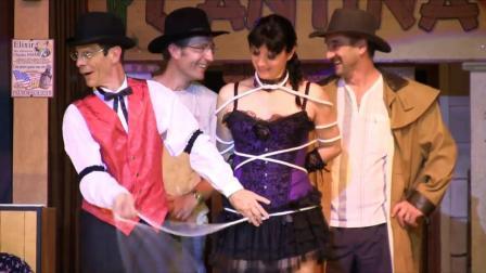法国魔术师的表演 42