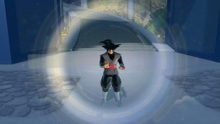 龙珠超宇宙2 自建黑空X4