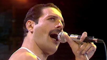 经典摇滚:Queen - Radio Ga Ga (Live Aid 1985)