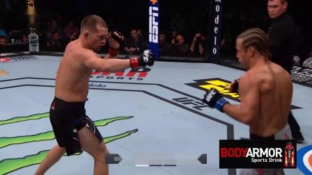 【UFC强强对决】俄国悍将!彼得-严 VS 乌利亚-菲波