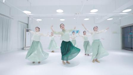 派澜原创编舞|古典舞《探清水河》指导老师: 陈梦莹