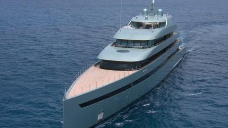 世界上第一艘混合动力超级游艇:斐帝星 Savannah