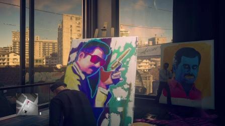 PS4中文杀手2印度孟买捕风捉影任务故事孟买之人返校事迹独家俱乐部