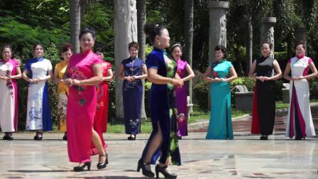 儋州旗袍走秀(原版:请等候多机位镜头视频精品)