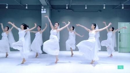 唯美现代舞群舞作品