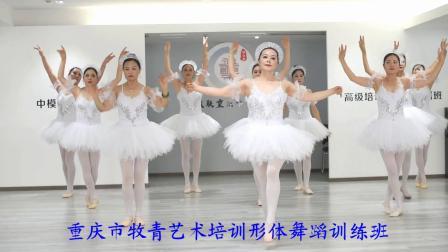 重庆市牧青艺术培训形体舞蹈训练班(2020年第二期结业班).flv