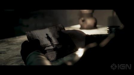 灵媒游戏故事宣传片