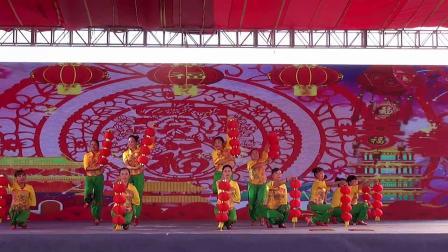 舞蹈《红红火火中国红》燕舞飞扬舞蹈队表演