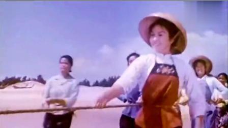 音乐欣赏-渔家姑娘在海边