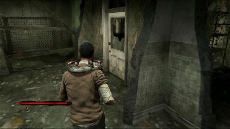 PS3电锯惊魂1疯狂难度全剧情禁武器一命攻略视频第5章