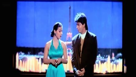 宝莱坞90年代经典电影《勇夺芳心》插曲 Ruk Ja O Dil Deewane