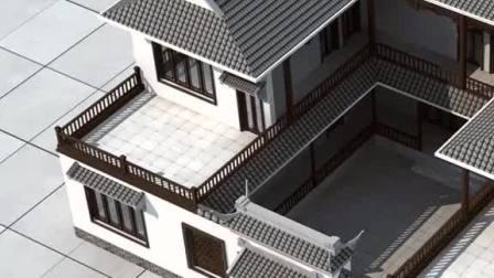 国人心中理想的住宅,为中式建筑之美点赞❤️