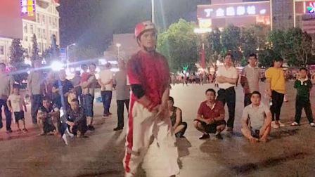 这就是街舞