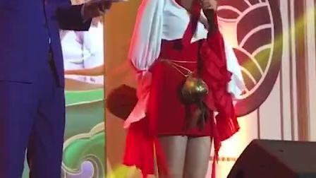吴宣仪在神都夜行录参与设计角色服装