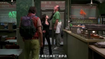 速看科幻片《黑衣人2》(02)