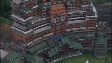贵州有座世界最大的水司楼,高99.9米,太壮观了