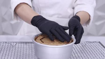 一招教你如何快速给戚风蛋糕脱模✌️