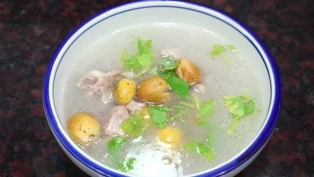黄皮排骨汤夏季养生汤谱消食开胃还能祛痰