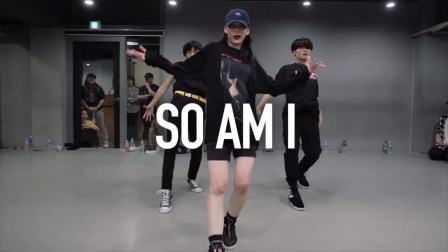 【1M】Tina Boo 编舞《So Am I》(feat. NCT 127)